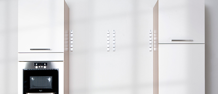 Stationary Brackets / Bæringer cabinets wall unit