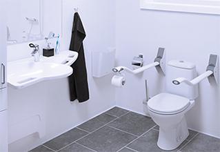 Ropox bathroom Badrumskoncept