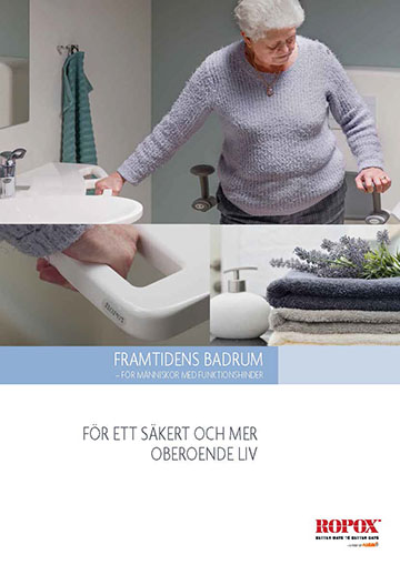 Brochure Ropox Framtidens Badrum